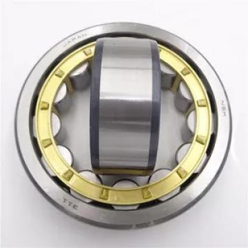 85 mm x 180 mm x 41 mm  NSK QJ317 angular contact ball bearings