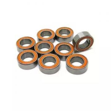 ISO 71807 C angular contact ball bearings