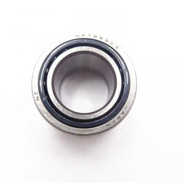 25,4 mm x 50,8 mm x 12,7 mm  NSK R16ZZ deep groove ball bearings