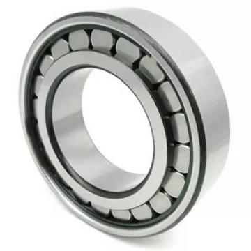 92,075 mm x 152,4 mm x 36,322 mm  ISO 598/592A tapered roller bearings