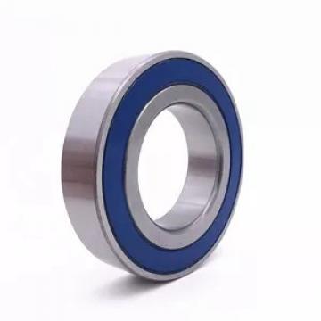 190 mm x 260 mm x 33 mm  NSK 7938 C angular contact ball bearings