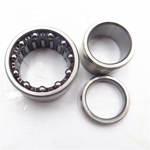 28 mm x 58 mm x 42 mm  NSK 28BWD03A angular contact ball bearings #1 image