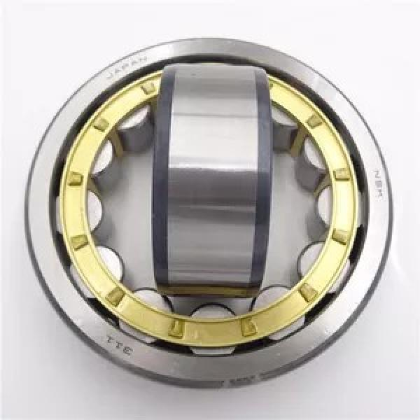 200 mm x 310 mm x 51 mm  NSK NU1040 cylindrical roller bearings #1 image