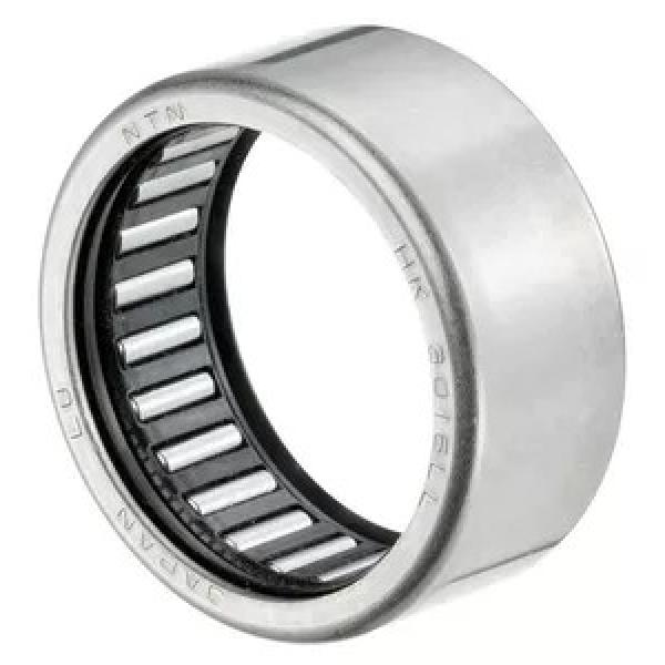 6 mm x 17 mm x 6 mm  NTN FL606Z deep groove ball bearings #2 image
